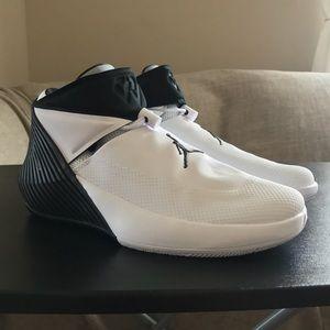 NEW Nike Air Jordan Why Not Zer0.1 Black White